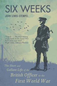 The Short and Gallant Life of the British Officer in the First World War.