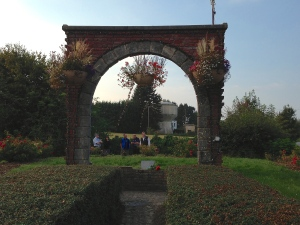 The Memorial Arch, Landrecies